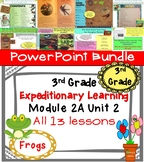 Expeditionary Learning 3rd Grade PowerPoint Bundle Module 2A Unit 2 Lessons 1-13