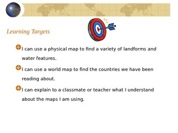 Expeditionary Learning Unit 3 (M1, U3, L2)