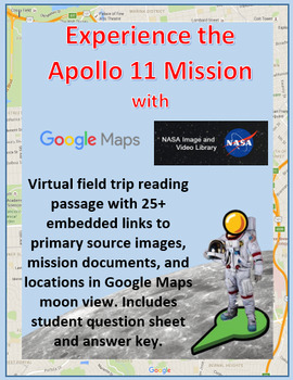 Experience the Apollo 11 Mission with a Google Moon ...