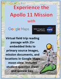 Experience the Apollo 11 Mission with a Google Moon Virtua