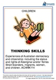 Experiences of Australian Democracy And Citizenship – Children ACHHK114