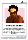 Experiences of Australian democracy and citizenship ACHHK114