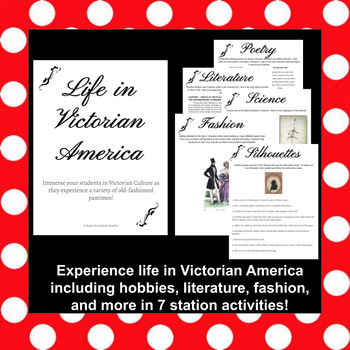 Experiencing Victorian Life Stations