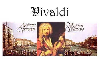 Experiencing Vivaldi's Four Seasons