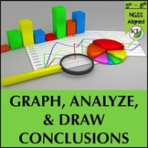 Analyze and Interpret Data: Graph, Analyze Results, and Draw Conclusions
