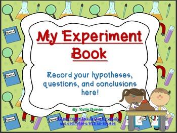 Experiment Book!