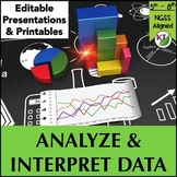 Analyze and Interpret Data Bundle
