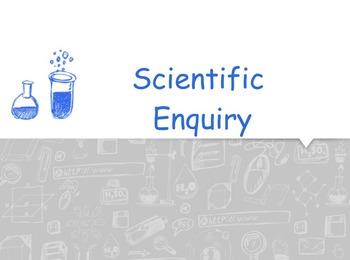Experiment Ideas for Scientific Investigation