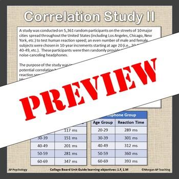 Experiment, Statistics, and Analysis SUPER BUNDLE - AP Psychology (AP Psych)