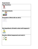 Experiment Template with Visuals for ELL and SPED