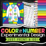 Experimental Design - Color by Number