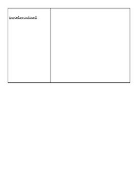 Experimental Design Quiz
