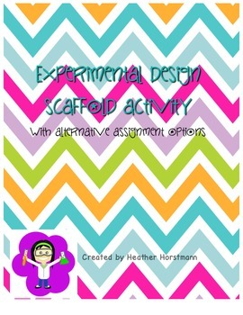 Experimental Design- Scaffold Activity