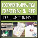 Experimental Design & Scientific Method BUNDLE