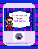 Experimental Design Task Cards