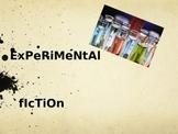 Experimental Fiction Presentation