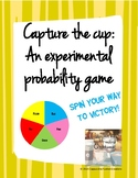 Experimental Probability Game: Capture the Cup