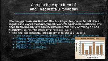 Experimental Probability Presentation