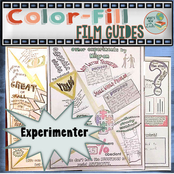 Experimenter Color-Fill Film Guide