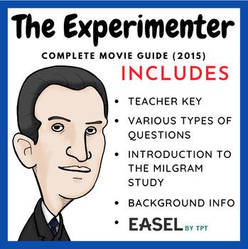 Experimenter - Complete Movie Guide (2015)