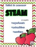 Unidad de Manzanas STEAM en español
