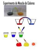 Experimentos de Ciencias con Mezcla de Colores