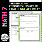 Experimental, Theoretical, and Compound Probability Review