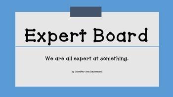 Expert Board