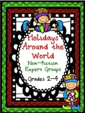 Holidays Around the World- Expert Groups