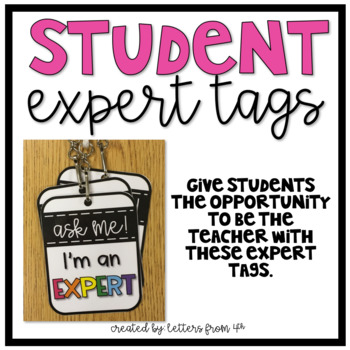 Expert Tags