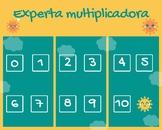Experta multiplicadora