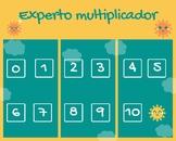 Experto multiplicador