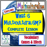Explain- An Introduction to Multiculturalism Lesson
