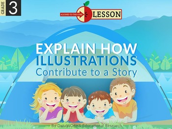 Explain How Illustrations Contribute to a Story