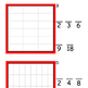 Equivalent Fractions Math Mats (Addition & Subtraction)
