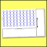 Repeated Addition Visual Strategy Math Mat