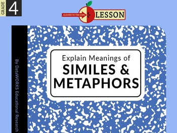 Explain the Meaning of Similes and Metaphors