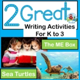 Explanation and Show and Tell Writing Activities
