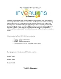 Explanatory Project - Invention Convention