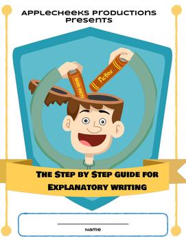 Explanatory Writing Frame and Mini Unit (Informative Writing)