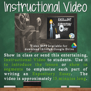 Expository Writing Lesson / Prompt – with Digital Resource – Giving Advice