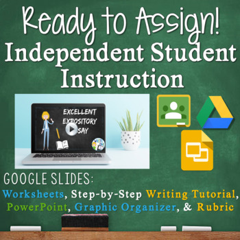 Expository Writing Lesson / Prompt  with Digital Resource – Life Changing Moment