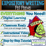 Expository Writing Lesson / Prompt – with Digital Resource