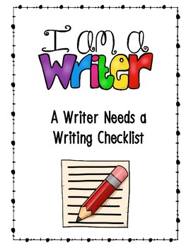 Explanatory/Expository Writing Checklist for Students