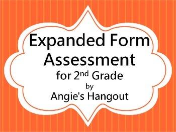 Explanded Form Assessmen