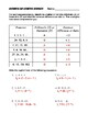 Explicit Form of Arithmetic and Geometric Sequences Worksheet