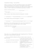 Explicit Instruction Lesson Plan - Cause and Effect