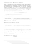 Explicit Instruction Lesson Plan - Fact and Opinion