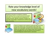 Explicit Vocabulary Instruction Equals Better Test Scores