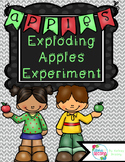 Science Experiment {Exploding Apples}